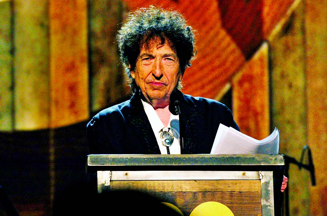 Nobel Lecture of Bob Dylan
