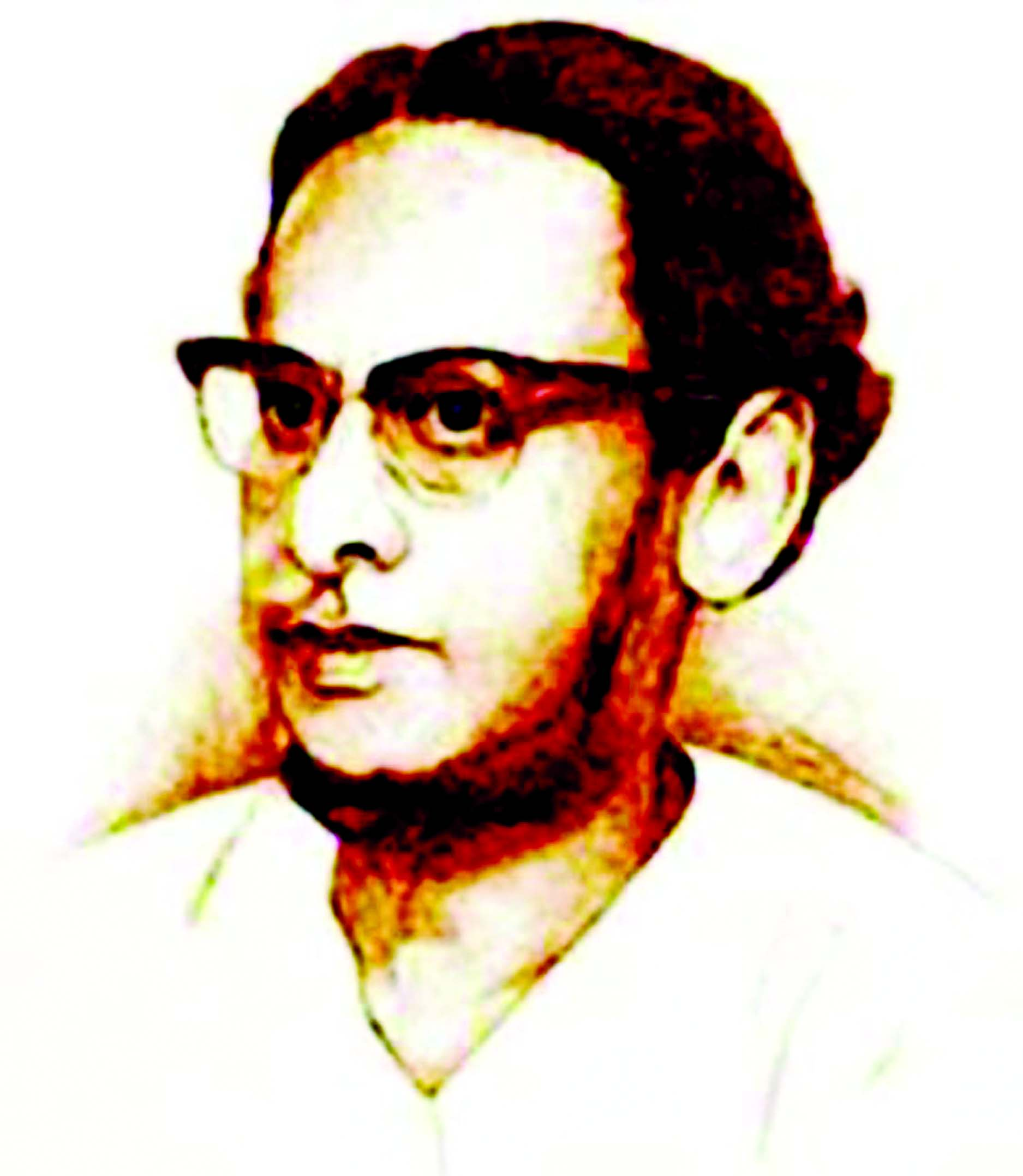 Humanist poet  Farrukh Ahmad