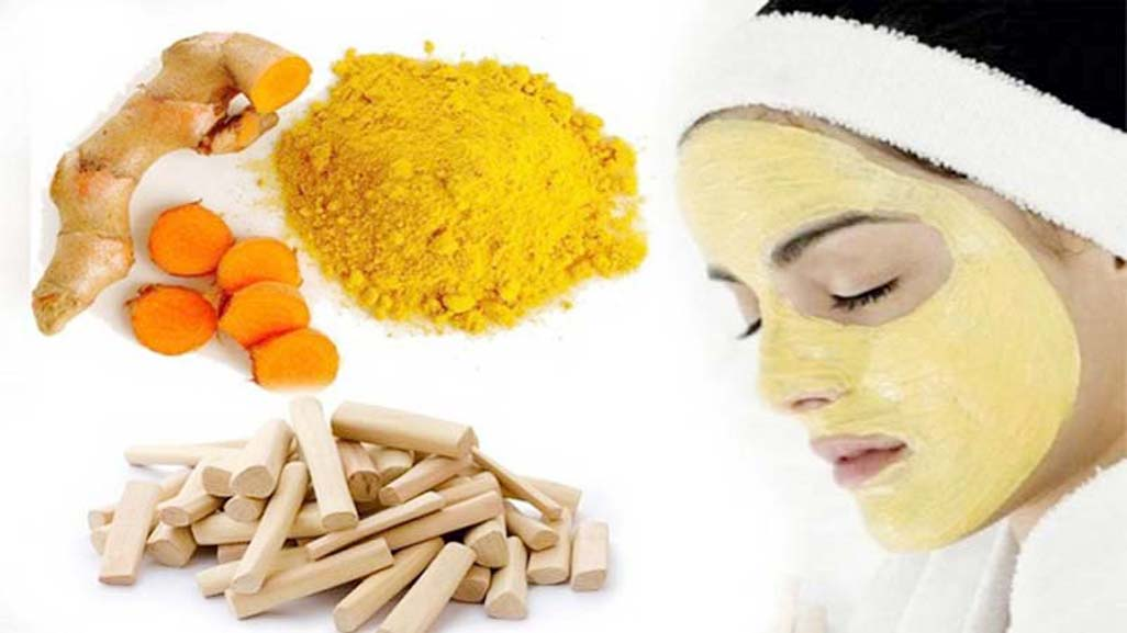 Turmeric for healthy and glowing skin