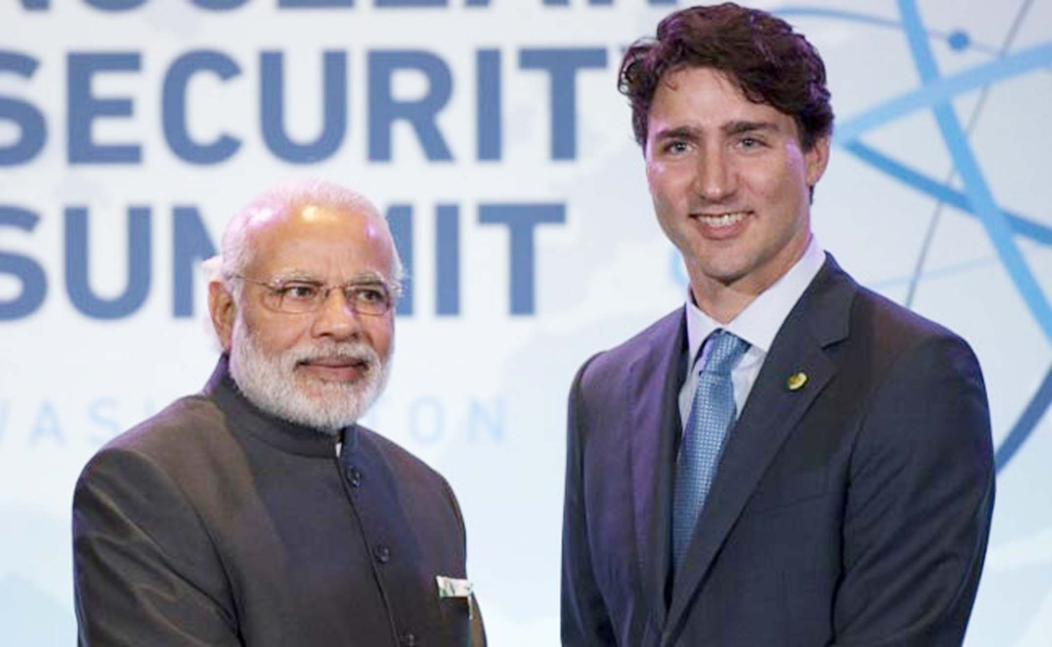 Modi, Justin Trudeau agree on commitment to Paris climate deal