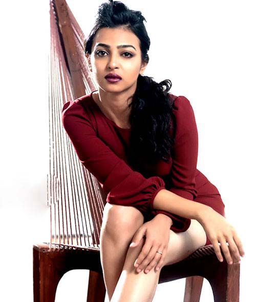 Radhika Apte says she can't compare two films