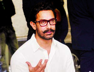 Aamir Khan physically transform yet again