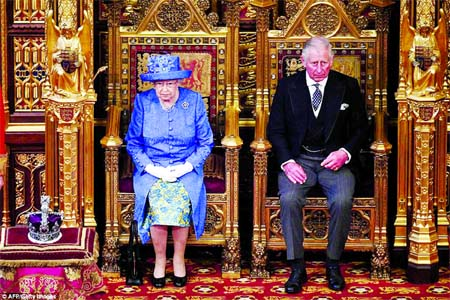 Queen's speech: Brexit bills dominate govt agenda