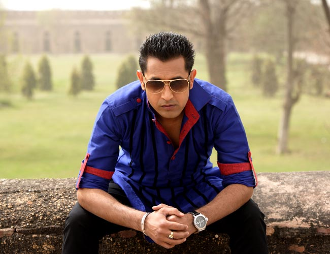 Gippy Grewal ready to shoot for first ever Punjabi biopic