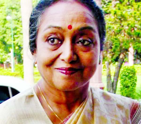 Meira Kumar named presidential nominee