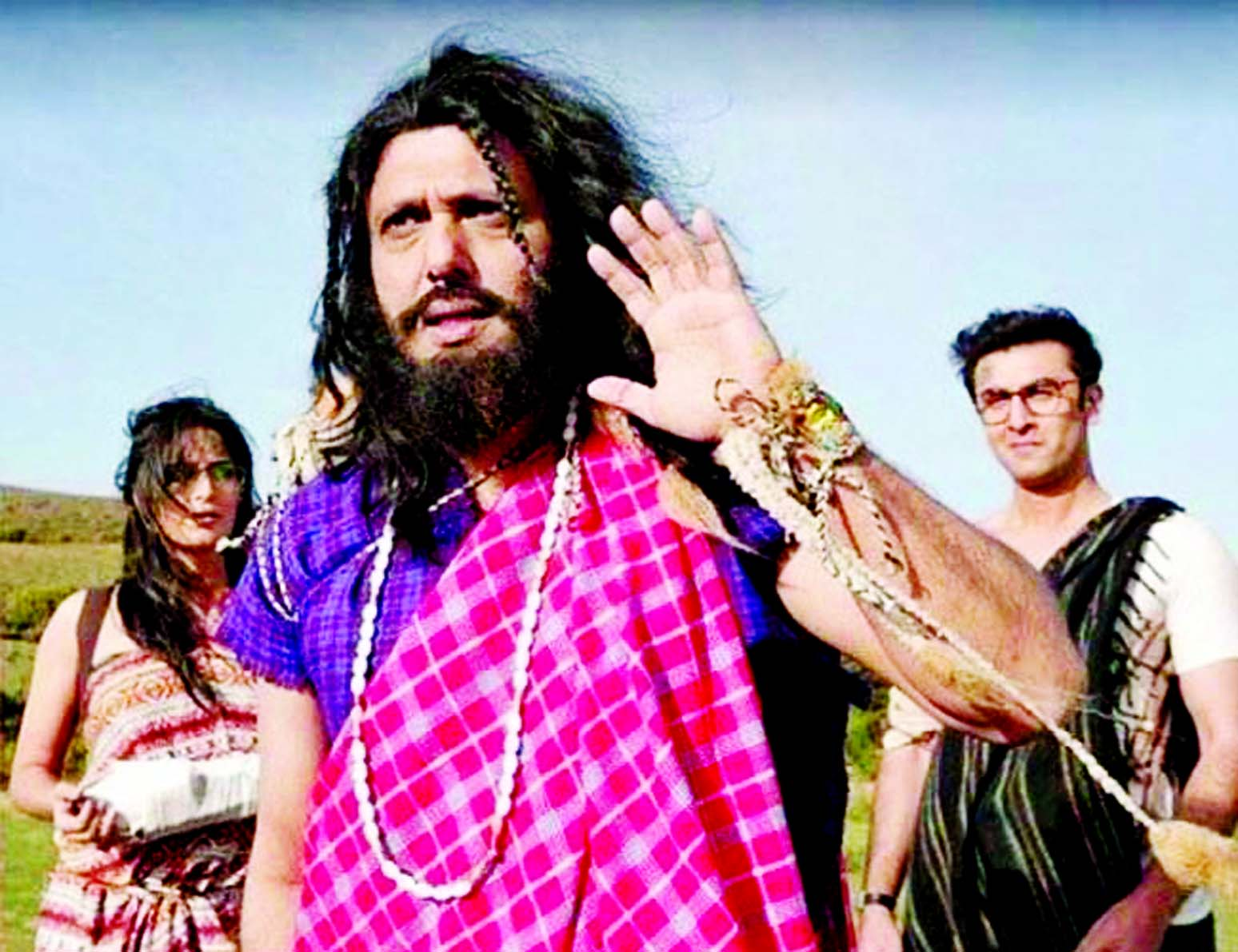 Govinda`s look from Jagga Jasoos revealed