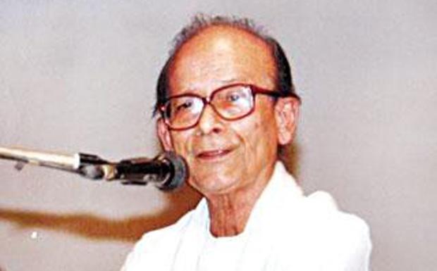 Nazrul exponent Sudhin Das no more