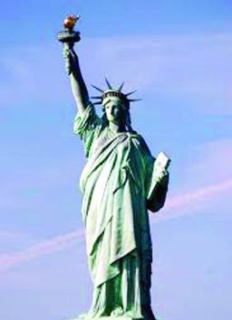 Lady liberty : 125 years as Icon of freedom