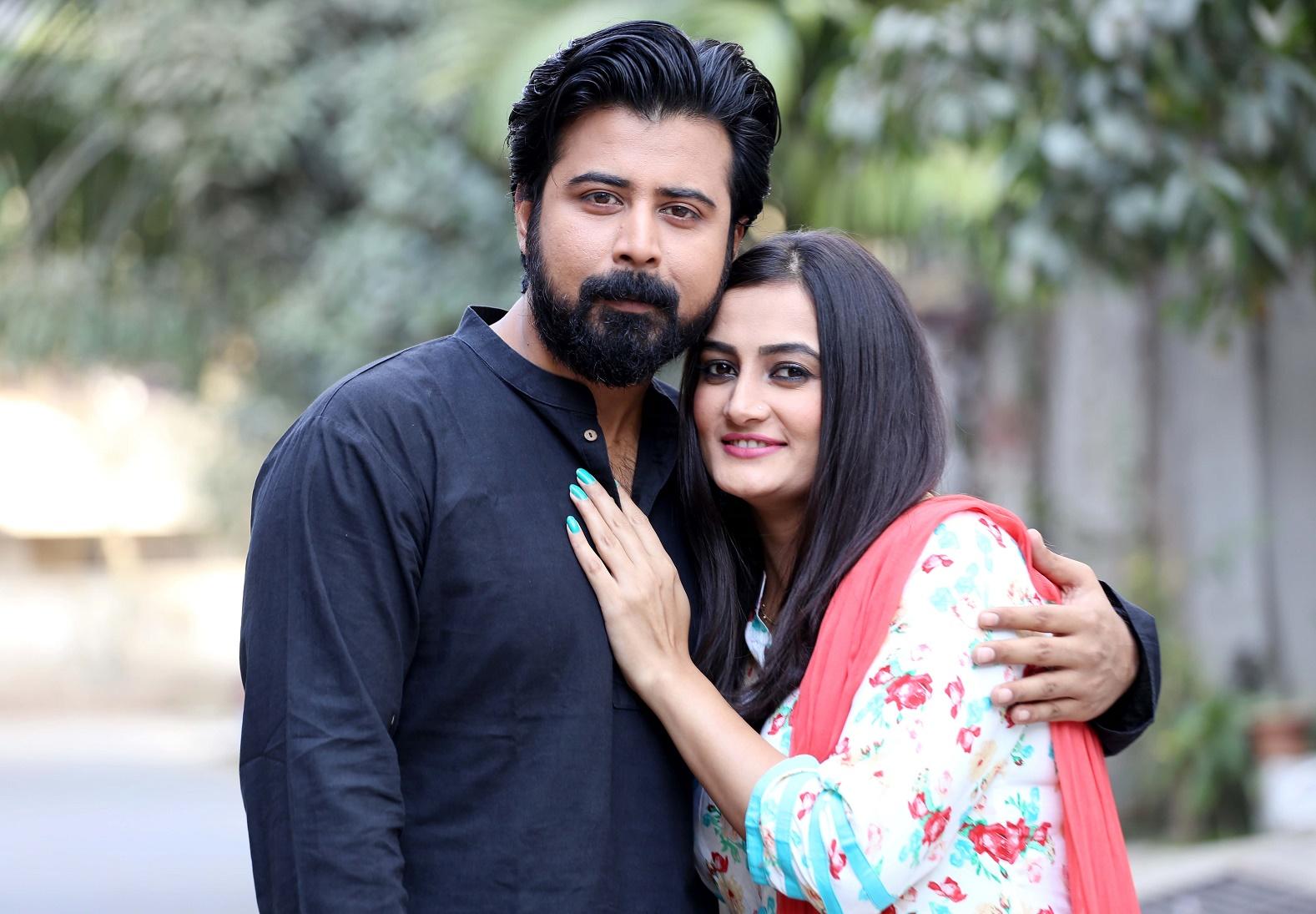 Afran Nisho, Aparna new pair in TV serial