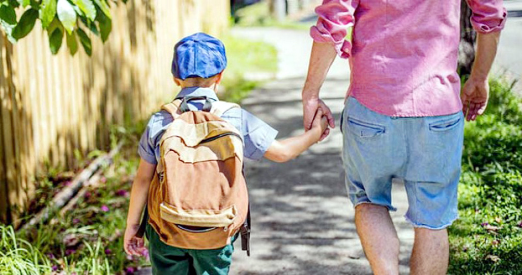 Kids with a single parent may have lower levels of well-being