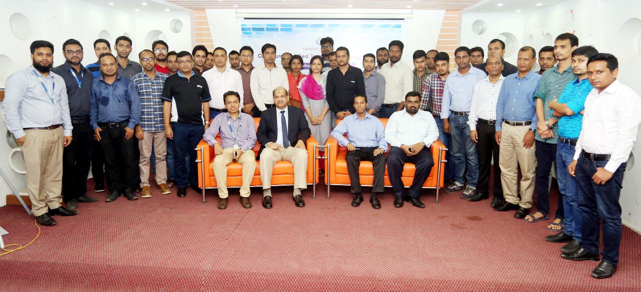 Cambium Technical Training at DIU