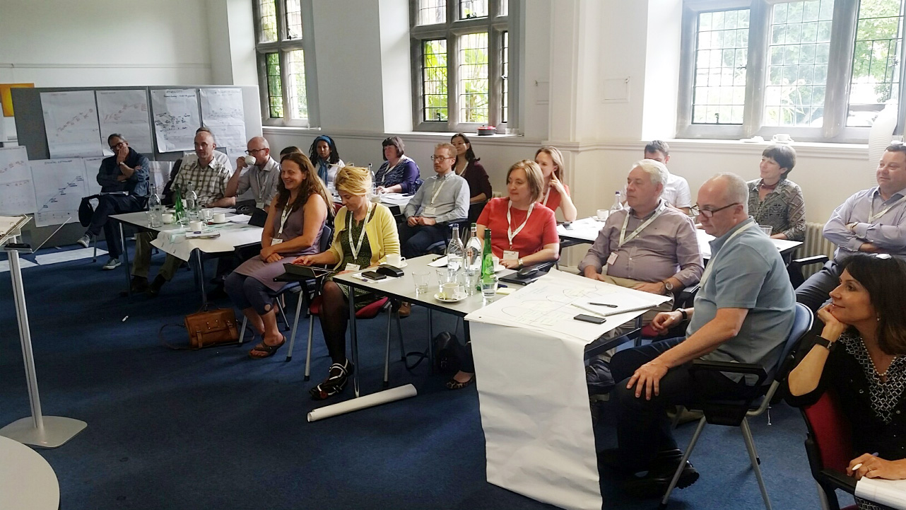 ULAB at Westminster College Leadership programme in UK