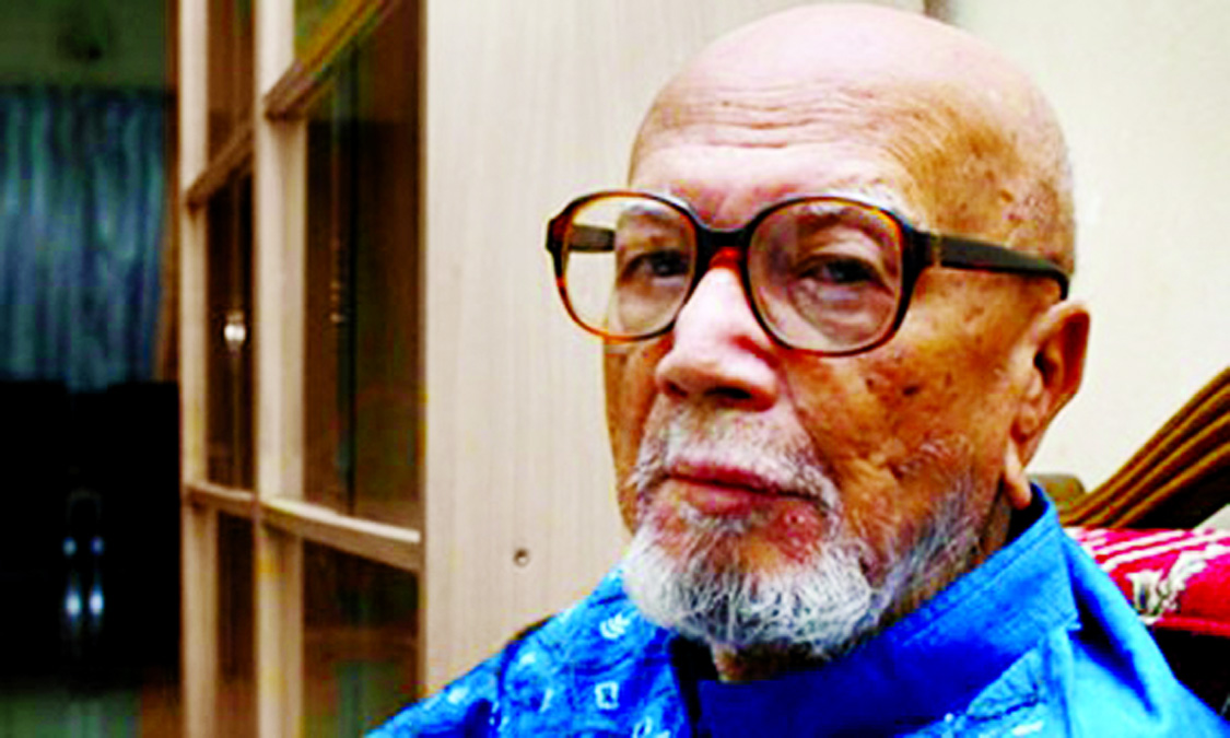 Al Mahmud:   Prominent poet