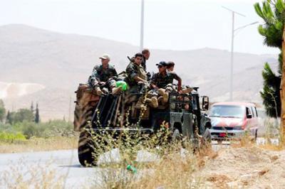 Jihadist-rebel clashes intensify in Syria's Idlib