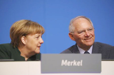 Merkel may win election, but lose her Finance Minister