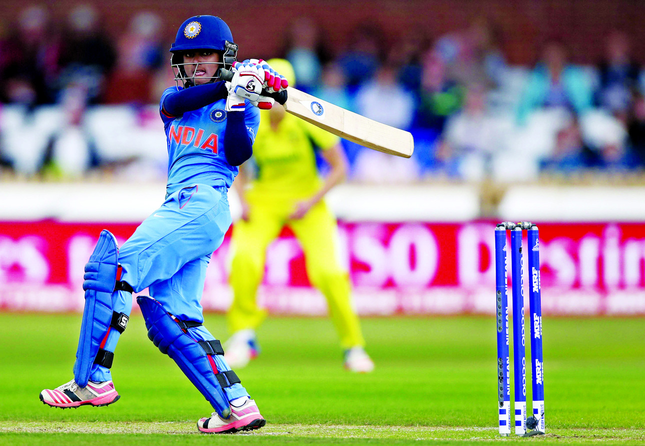 Girls power as India hail World Cup heroines