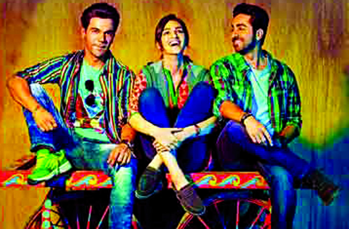 B-town relishes on the tasty Bareilly  Ki Barfi trailer