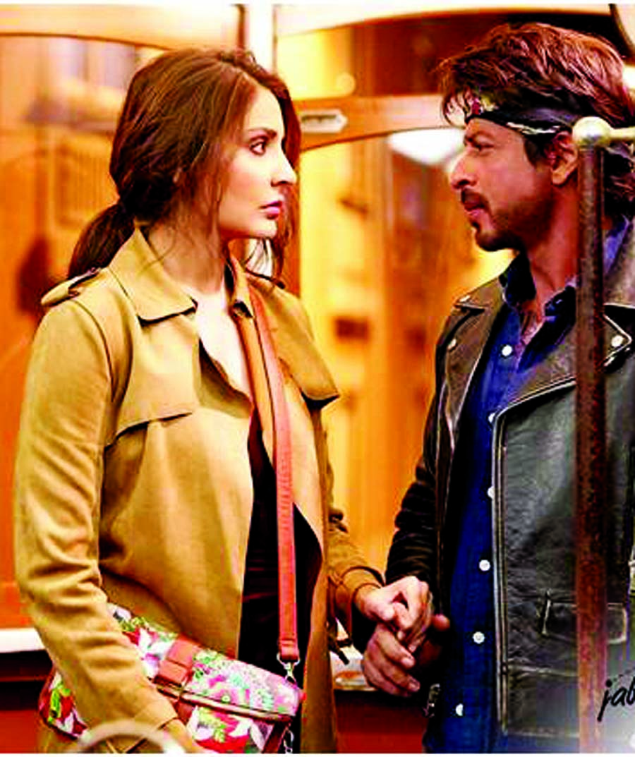 Jab Harry met Sejal trailer takes you on an emotional journey of love