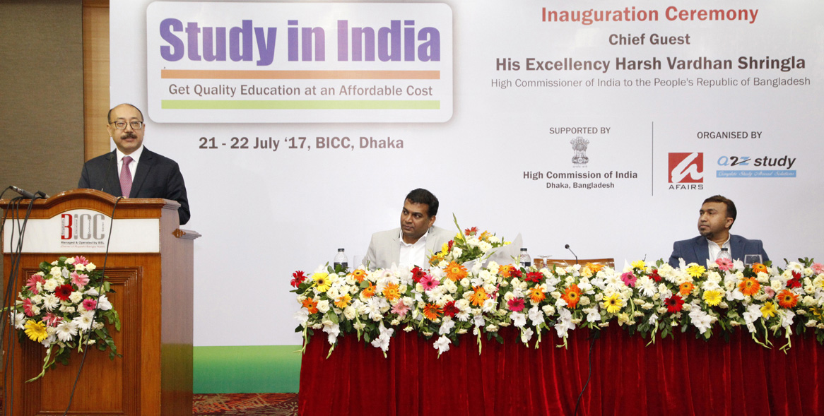 'Study in India' Counseling Meet ends