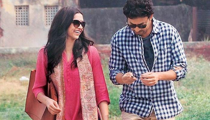 Deepika Padukone and Irrfan Khan's mafia film gets a release date