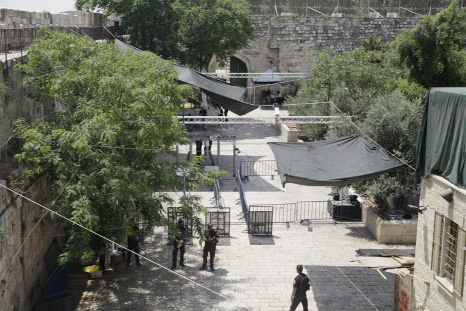 Netanyahu faces pressure over holy site after violence kills eight