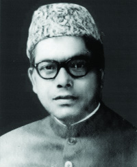 33th death anniv of Aftab Uddin Chowdhury today