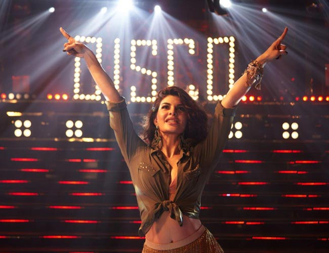 Disco Disco from A Gentleman is Jacqueline's hottest song ever