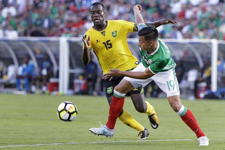 Jamaica stun Mexico to reach Gold Cup final with USA