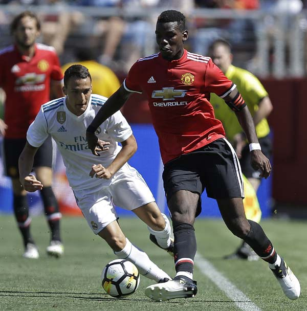 Manchester United edge Real Madrid on penalty kicks