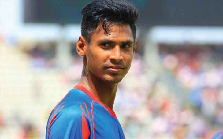 Mustafiz becomes 8th icon of BPL