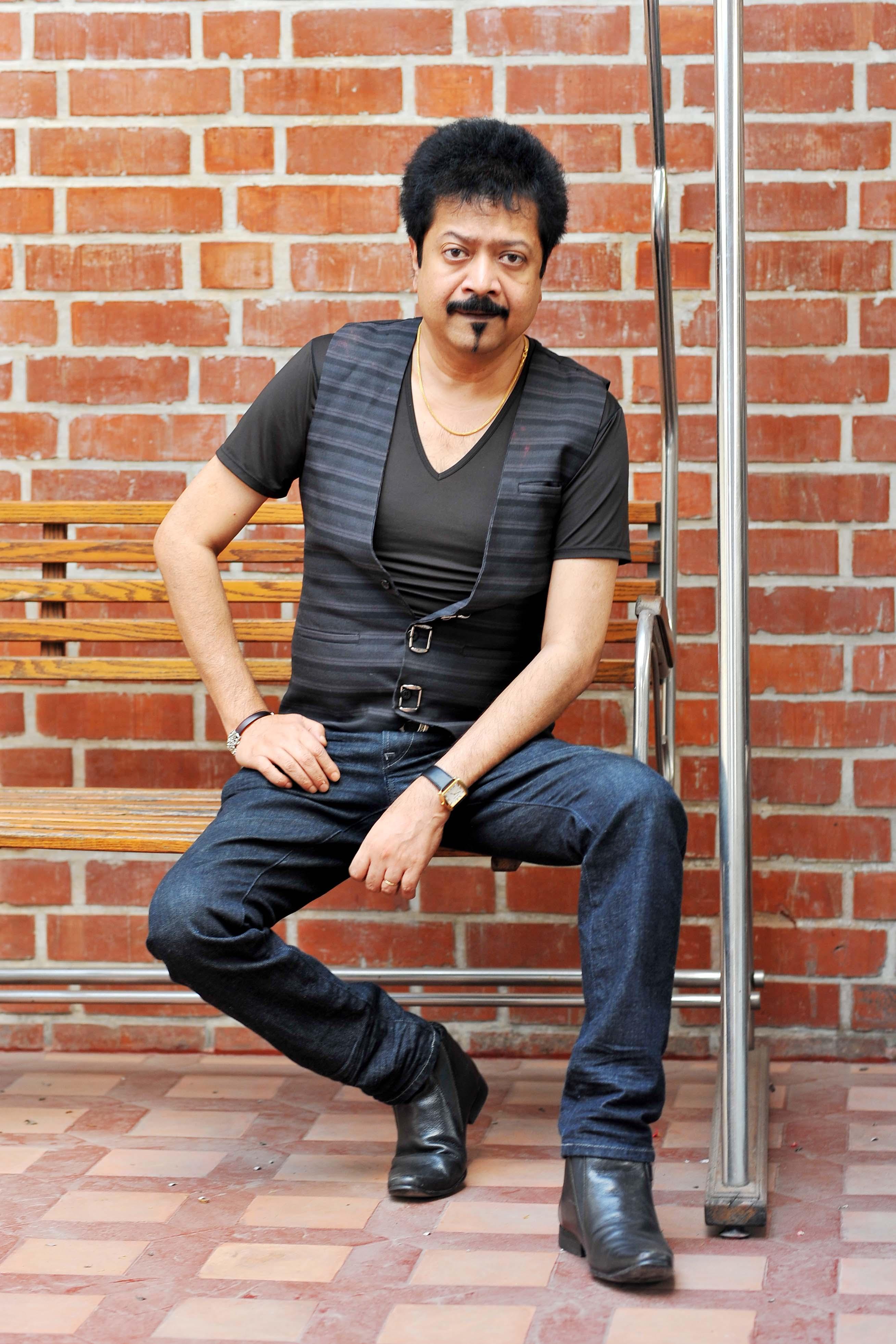 Kumar Bishwajit in acting