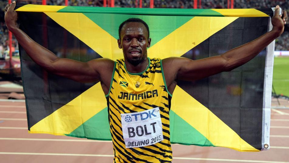 Bolt headlines Jamaica's World Champs team
