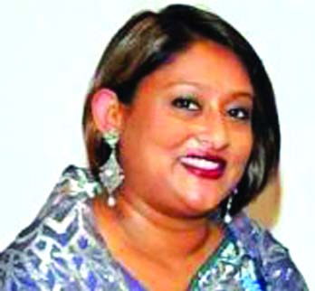 Saima gets 'Int'l Champion Award' for autism work