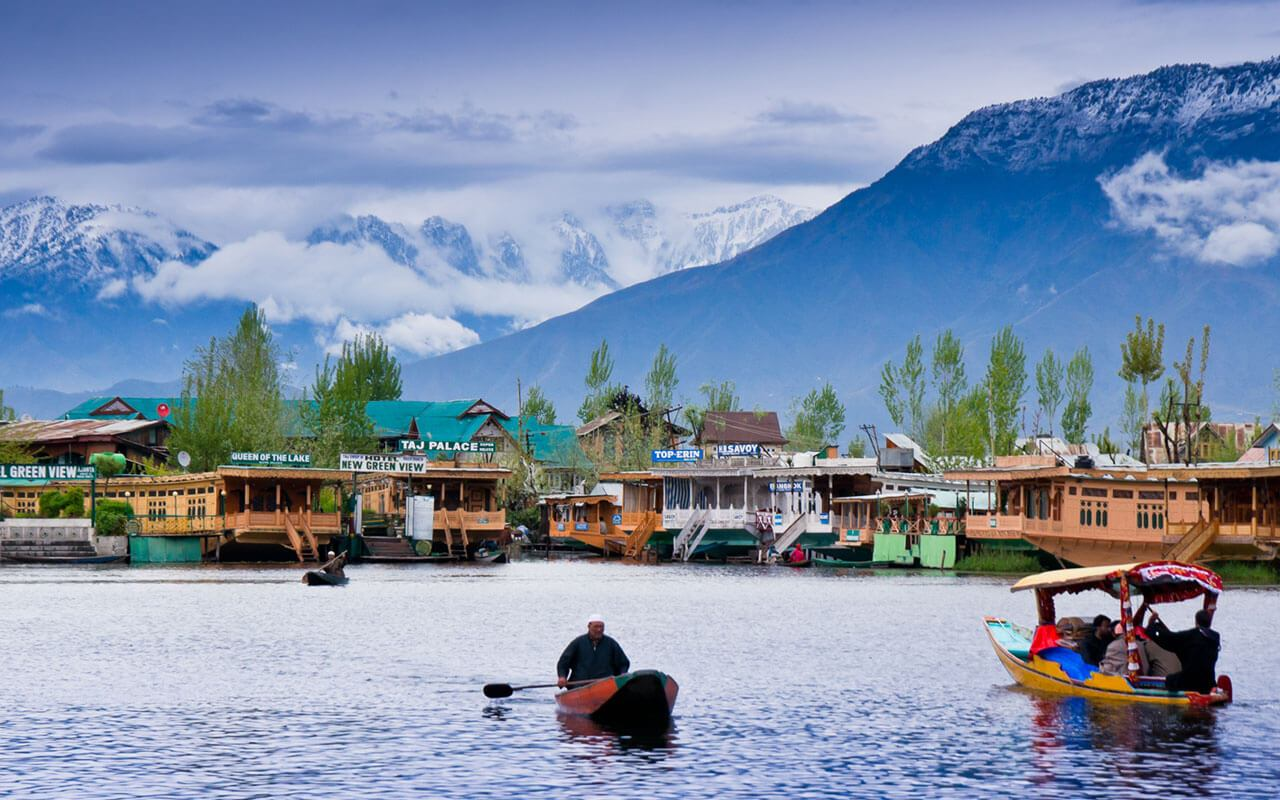 5 things to see and do in Srinagar