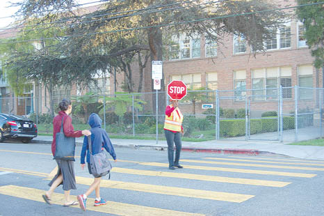 Making the school safe for students