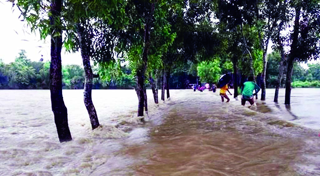 India opens up 44 sluice gates to divert excess Teesta water to Bangladesh: Lakhs of people marooned