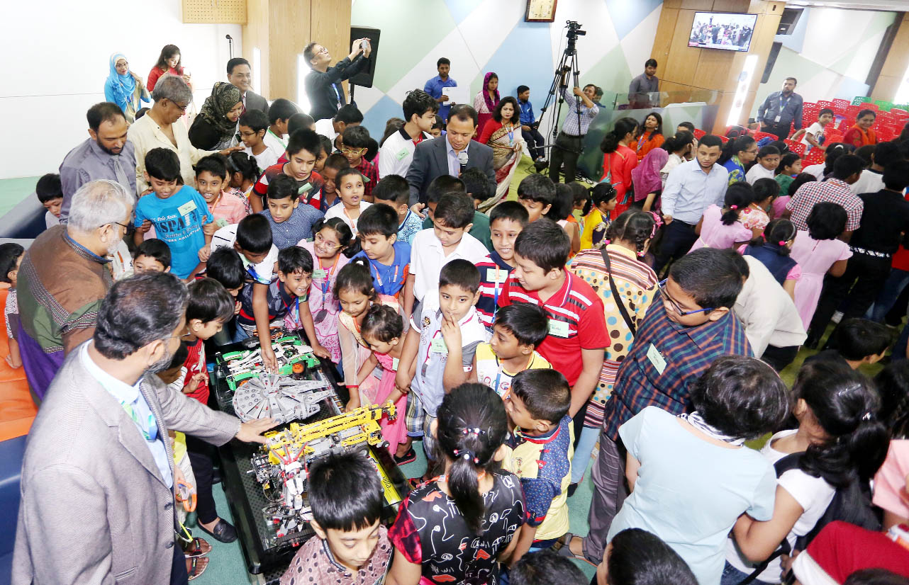3rd 'My e-Kids Camp' held in city