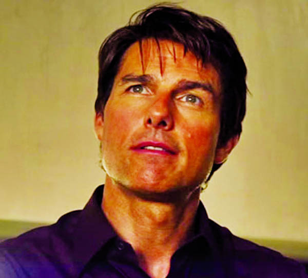 Tom Cruise injured on the set of Mission Impossible 6