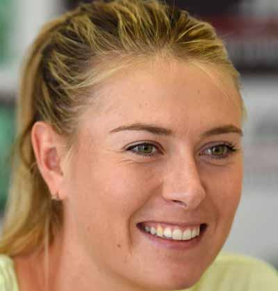 Sharapova receives US Open wildcard
