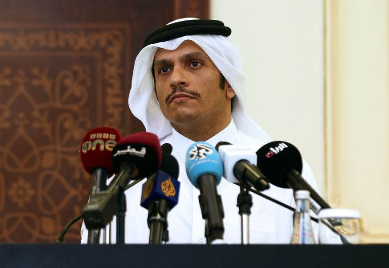 'Lot of time' needed to rebuild trust in Gulf: Qatar FM