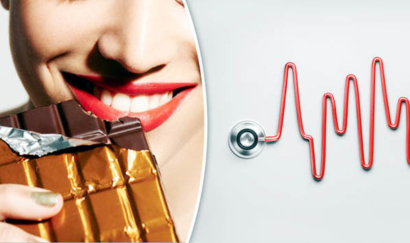 Eating chocolate to prevent bowel disease