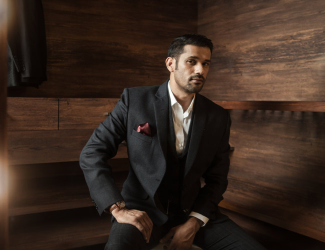 Watch out for Sohum Shah in Simran