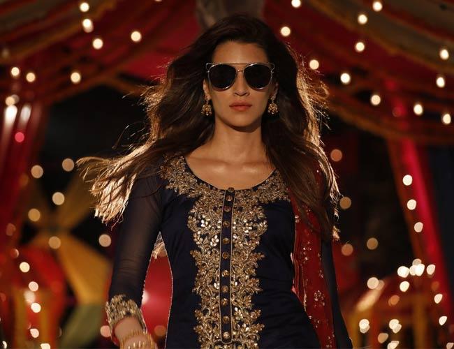Kriti Sanon unleash her Bitti avatar