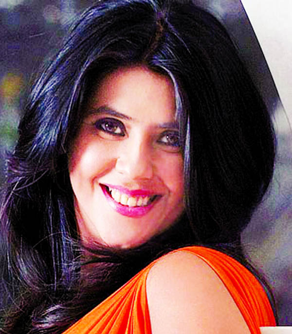 Ekta Kapoor denies being the one behind the sacking of Pahlaj Nihalani
