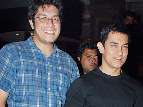 Aamir Khan's son Junaid Khan to make his stage debut