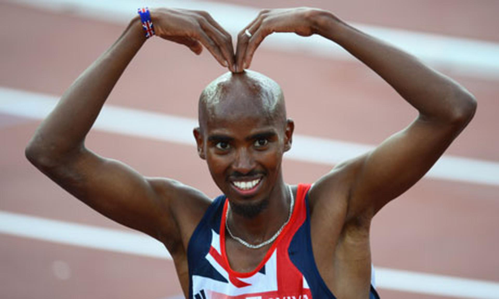 Farah bids to give British fans memorable farewell
