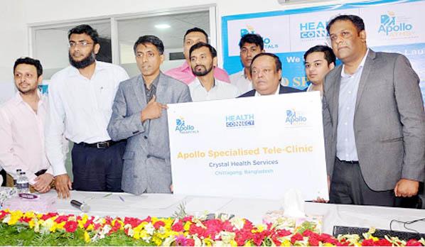 Appollo Telehealth Clinic commits to provide  better  medicare services