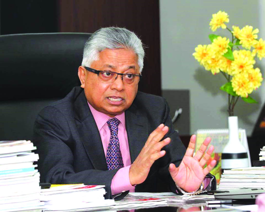 NRB Bank works to achieve vision 2021: Nizam Chowdhury