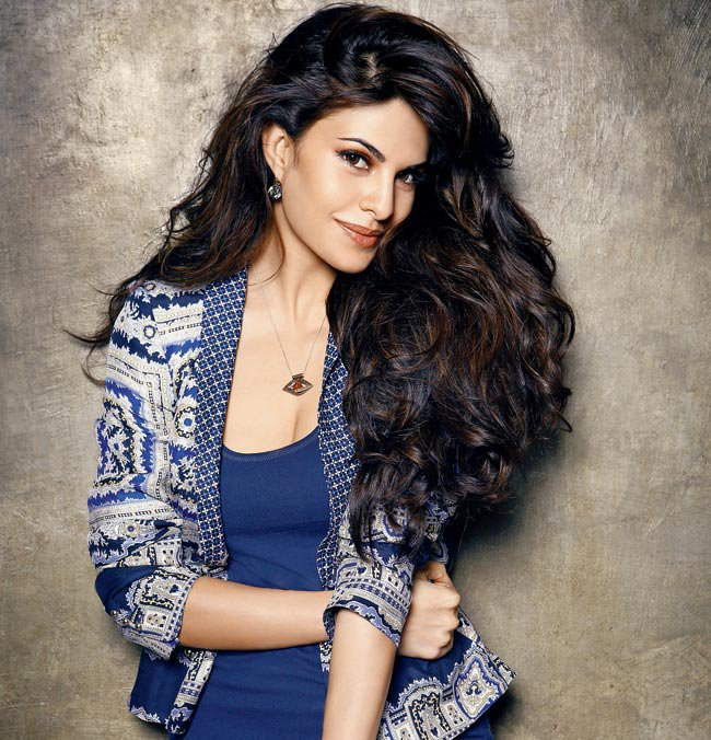 Jacqueline blessed to be a part of A Gentleman and Judwaa 2