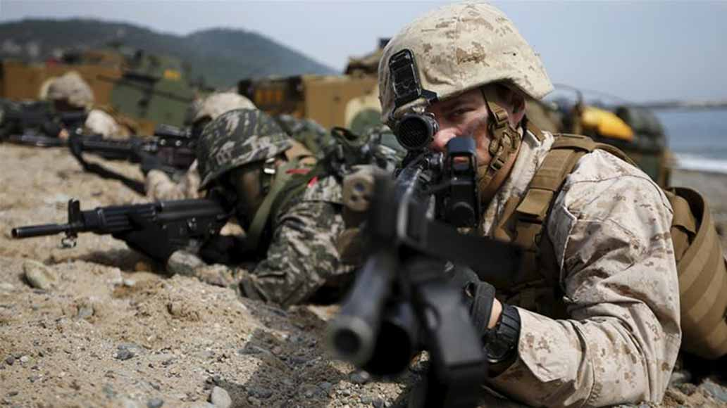 US, S Korea drills begin amid tensions with North Korea